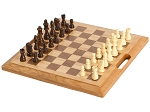 picture of 16in. Oak 3-in-1 Game Set (2 of 3)