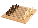 picture of 16 in. Oak 3-in-1 Game Set (2 of 3)