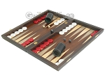 picture of Palisander Backgammon Set with Colored Inlays (3 of 12)
