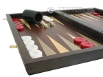 picture of Palisander Backgammon Set with Colored Inlays (5 of 12)