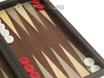 picture of Palisander Backgammon Set with Colored Inlays (10 of 12)