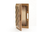 picture of 16 in. Oak 3-in-1 Game Set (3 of 3)