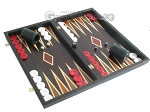 picture of Palisander Backgammon Set with Double Inlays (2 of 12)