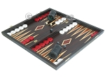 picture of Palisander Backgammon Set with Double Inlays (3 of 12)