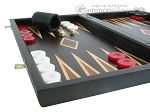 picture of Palisander Backgammon Set with Double Inlays (5 of 12)