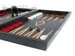 picture of Palisander Backgammon Set with Double Inlays (6 of 12)