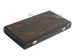 picture of Palisander Backgammon Set with Double Inlays (9 of 12)