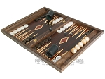 picture of Kelempeki-Leather Backgammon Set with Racks (3 of 12)