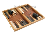 picture of Mahogany Backgammon Set with Colored Inlays (2 of 12)