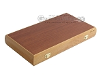 picture of Mahogany Backgammon Set with Colored Inlays (9 of 12)