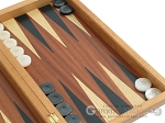 picture of Mahogany Backgammon Set with Colored Inlays (10 of 12)