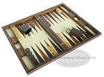 picture of Dal Negro Wood Backgammon Set - Briar Root (2 of 10)