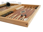 picture of Mahogany Backgammon Set with Double Inlays (6 of 12)