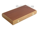 picture of Mahogany Backgammon Set with Double Inlays (9 of 12)