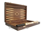 picture of Carved Maple Backgammon Set with Racks - Eagle (7 of 12)