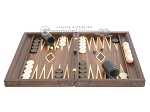 picture of Carved Maple Backgammon Set with Racks - Dragon (4 of 12)