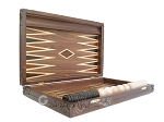 picture of Carved Maple Backgammon Set with Racks - Dragon (7 of 12)