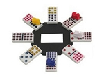 Mexican Train Dominoes - Item: 2216