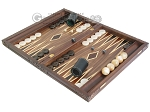 picture of Carved Maple Backgammon Set with Racks - Byzantine (3 of 12)