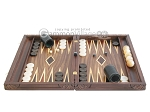 picture of Carved Maple Backgammon Set with Racks - Byzantine (4 of 12)