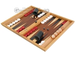 picture of Mahogany Backgammon Set with Racks (3 of 12)