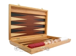 picture of Mahogany Backgammon Set with Racks (7 of 12)