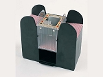 6 Deck Automatic Card Shuffler - Item: 1628