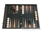 picture of Palisander Backgammon Set with Racks (1 of 12)