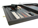picture of Palisander Backgammon Set with Racks (5 of 12)