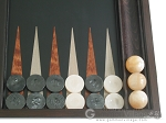 picture of Palisander Backgammon Set with Racks (8 of 12)