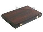 Palisander Backgammon Set with Racks - Item: 2295