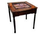 Chess/Checkers/Backgammon Table [31 1/2in.]