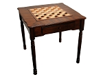 picture of Chess / Checkers / Backgammon Table [31 1/2in.] (2 of 3)