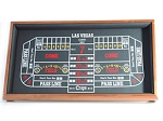 picture of Walnut 3-in-1 Casino/Craps Set (2 of 4)