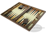 picture of Dal Negro Wood Backgammon Set - Briar Root (3 of 10)