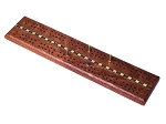 3334 - Wooden Double Track Cribbage - Item: 307