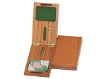 2 Track Folding Travel Cribbage - Item: 3112