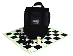 3190 - Tournament Roll-up Chess Kit - Item: 281