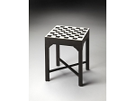 Bishop Bone Inlay Bunching Chess Table - Item: 4009