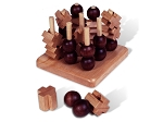 2705 - 3D Tic Tac Toe - Item: 325