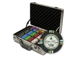 picture of 13.5gram Bluff Canyon Composite Clay Poker Chips - Heavy Duty Claysmith Case - 300 Chips (1 of 7)