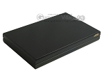 picture of Black Backgammon Set with Racks - Black (9 of 12)