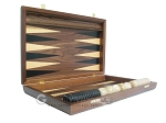 picture of Walnut Backgammon Set with Racks (7 of 12)