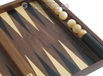 picture of Walnut Backgammon Set with Racks (10 of 12)