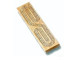 Wood Cribbage - Item: 1127