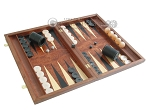picture of Rosewood Backgammon Set with Racks (2 of 12)