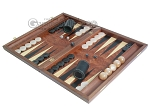 picture of Rosewood Backgammon Set with Racks (3 of 12)