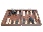 picture of Rosewood Backgammon Set with Racks (4 of 12)