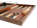 picture of Rosewood Backgammon Set with Racks (6 of 12)