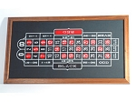 picture of Walnut 3-in-1 Casino/Craps Set (3 of 4)